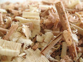 Wood Shavings 3 — Stock Photo