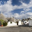 Alberobello-Puglia - Italy — Stock Photo