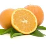 Oranges fruits — Stock Photo