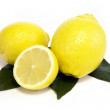 Lemons fruit — Stock Photo
