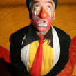 Stock Photo: CIRCUS CLOWN