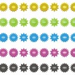 Royalty-Free Stock Vector Image: Set of vector badges