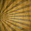 Old paper rays background. — Stock Photo
