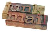 Junk mail — Stock Photo