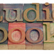 Audiobook - Foto de Stock