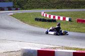 Go kart — Stock Photo