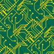 Royalty-Free Stock : Seamless electronic board