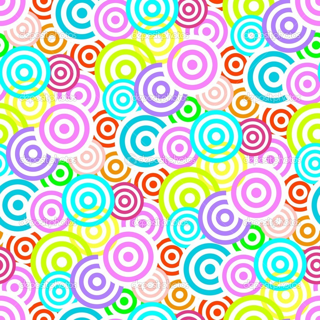 Circle pattern Wallpaper | Wide Wallpaper Collections