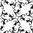 Seamless ornament pattern - Stock Vector