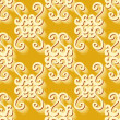 Seamless ornament pattern — Stock Vector