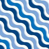 Seamless abstract swirl pattern — Stock Vector