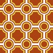 Seamless tile pattern — Stock Vector