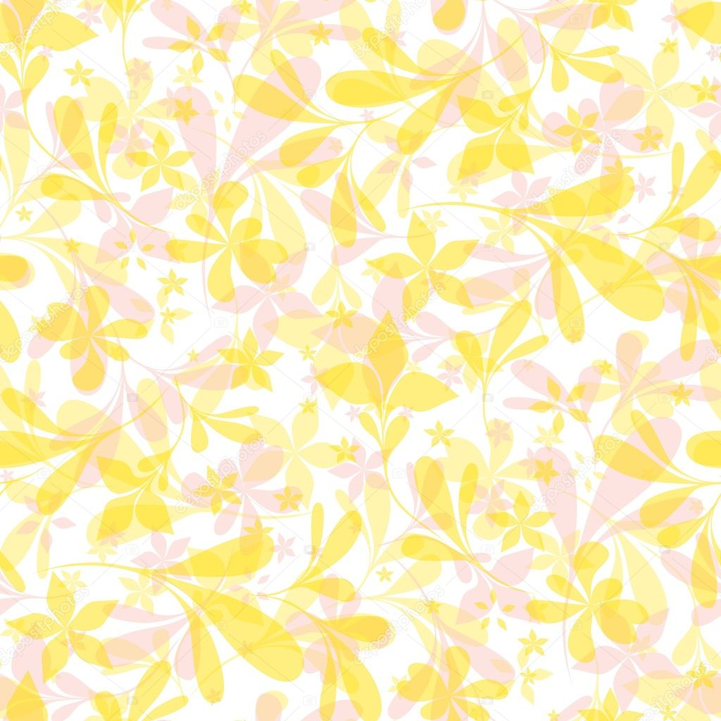 Seamless floral pattern — Stock Vector © ihor_seamless #3445426