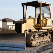 Buldozer — Stock Photo