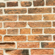 Red brick wall — Stock Photo #3674698