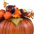 Decorative pumpkin — Stock fotografie