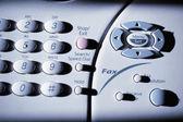 Multifunction fax machine — Stock Photo