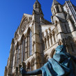 York Minster — Stock Photo #2767242