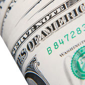US Dollar Note — Stock Photo