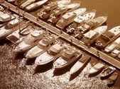 モナコ桟橋 — ストック写真