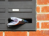 Letterbox — Stock Photo