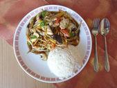 中国菜 — 图库照片