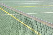 Tennis net — Stock Photo