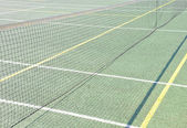 Tennis net — Photo