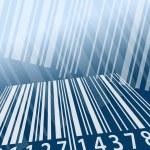 Barcode background — Stock Photo #3168057