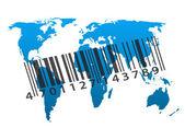 Worldwide consumerism — Stock Photo