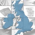 Business Britain — Stock Photo
