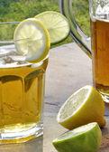Zomer drankje — Stockfoto
