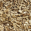 Stock Photo: Wood Chippings