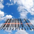 Bar code illustration — Stock Photo
