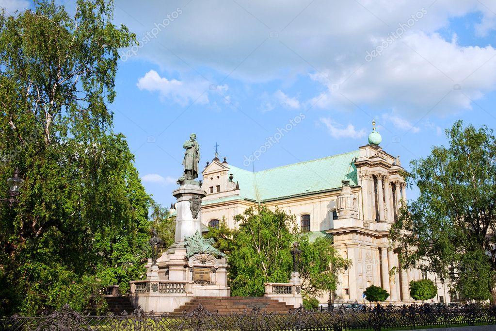 Церковь кармелиток