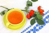 Vitamin tea — Stock Photo