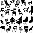 Chair — Stock Vector #2692540