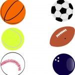 Sport balls — Stock Vector #2709723