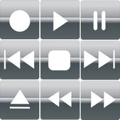 Audio-video — Stock Vector