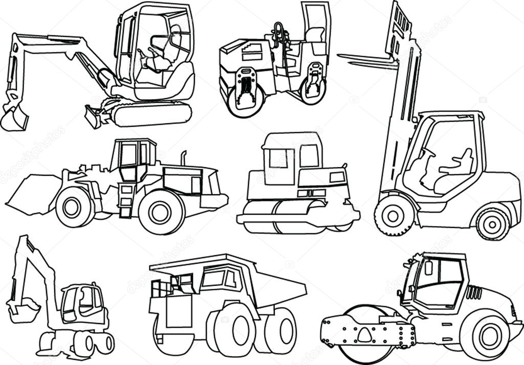 safety gear coloring pages - photo#40