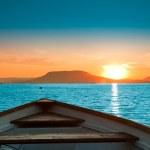 Sunset lake — Stock Photo #2790693