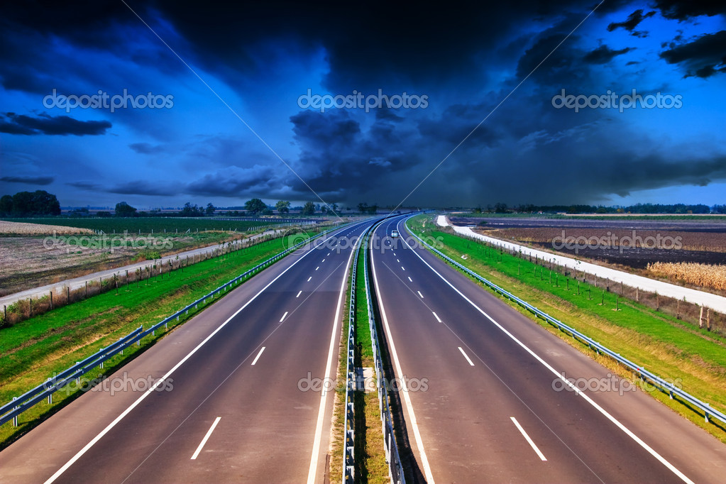 Highway — Stock Photo #2929195
