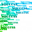 Success background — 图库照片