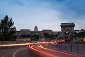 ブダペストの夜景 — ストック写真