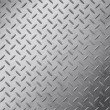 Diamond Plate Grunge - Foto Stock