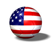 Soccerball Usa — Photo