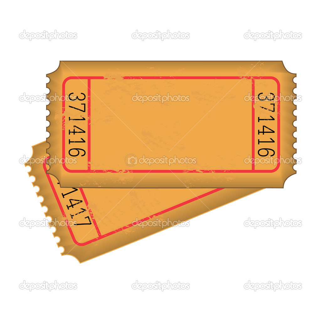 Free Clip Art Train Ticket