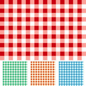 Checker Patterns — Stock Vector
