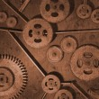 Rusty Gears — Stock Photo #3779698