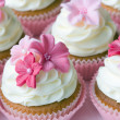 Wedding cupcakes — Stock Photo #2702935